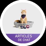 ARTICLES DE CHAT