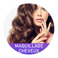 Maquillage – Cheveux