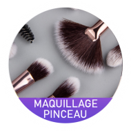 MAQUILLAGE – PINCEAU