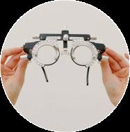 Service réparation lunettes