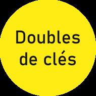 Doubles de clés
