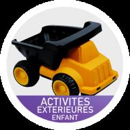 ACTIVITÉS EXTÉRIEURES – ENFANTS
