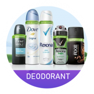 Deodorant – Soin