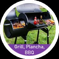 GRILL, PLANCHA, BBQ