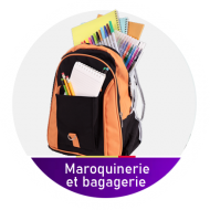 Maroquinerie et bagagerie